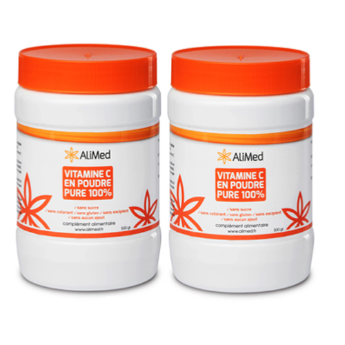 vitamine c poudre